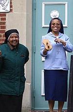 11 The Cheering Nuns Of Harlem